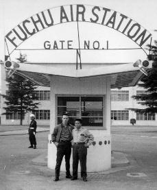 Hoffman_8_Sensei Kise and Jimmy Coffman in Tokyo